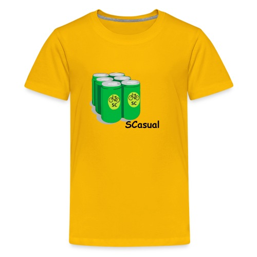 SCasual - Kids' Premium T-Shirt