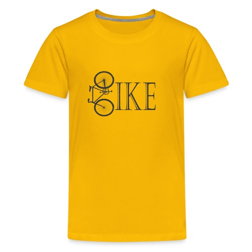 Bicycle Bike Design - Kids' Premium T-Shirt