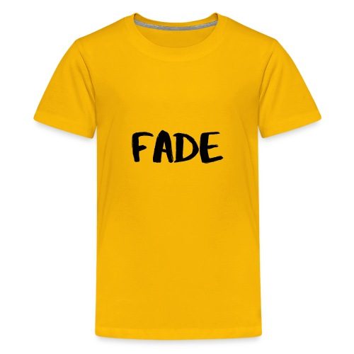 Fade - Kids' Premium T-Shirt