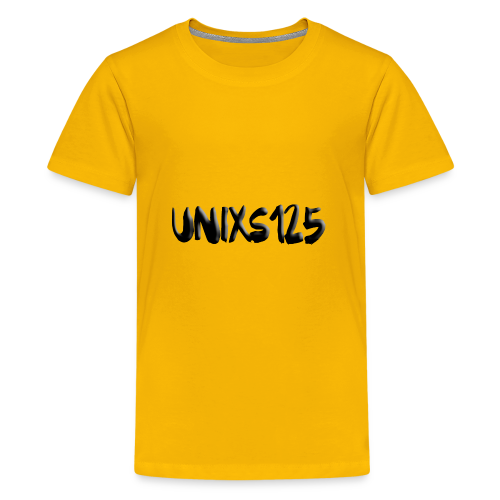 Text Logo - Kids' Premium T-Shirt