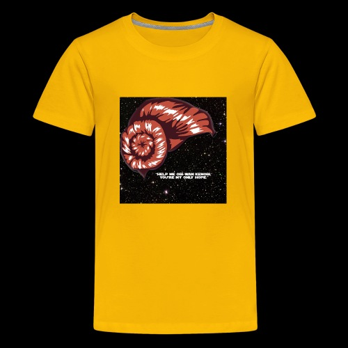 Princess Leia Design #2 - Kids' Premium T-Shirt