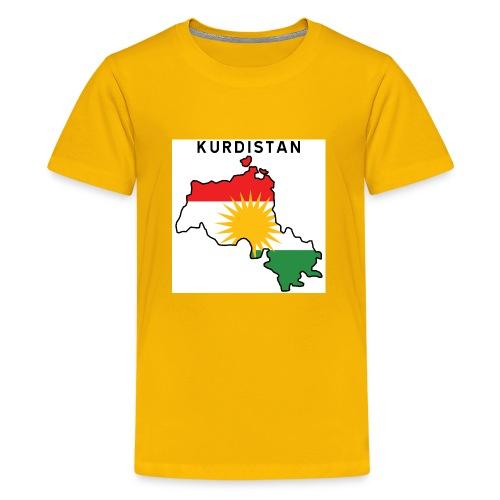 Kurdistan! - Kids' Premium T-Shirt