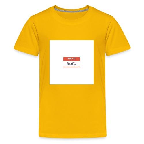 Let sGETReal - Kids' Premium T-Shirt