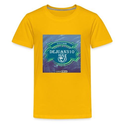 dejuan310 logo - Kids' Premium T-Shirt