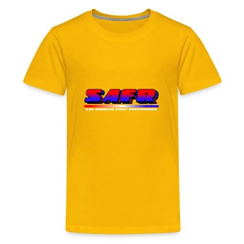 SAFR Logo - Kids' Premium T-Shirt