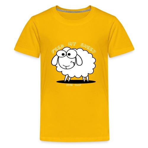 Feed My Sheep - Kids' Premium T-Shirt