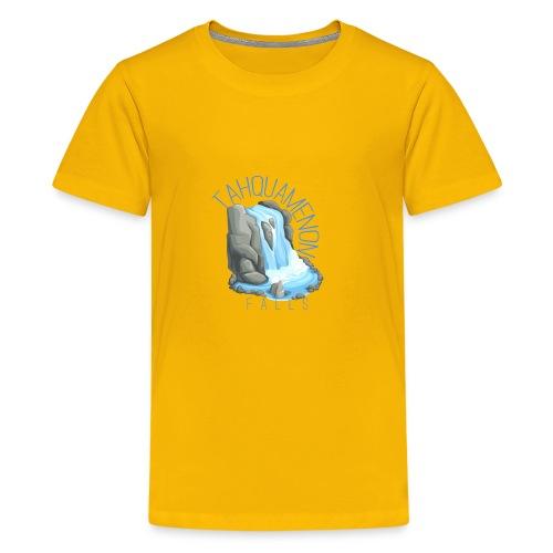Tahquamenon Falls - Kids' Premium T-Shirt