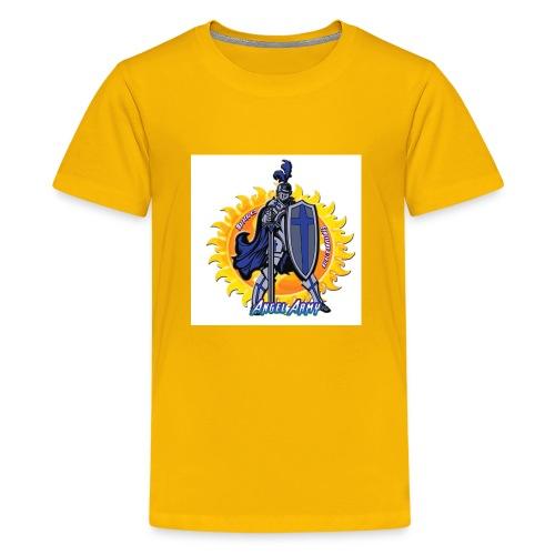 Angel Army - Kids' Premium T-Shirt