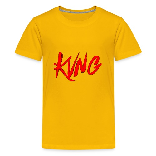 KVNG clothing ENT - Kids' Premium T-Shirt