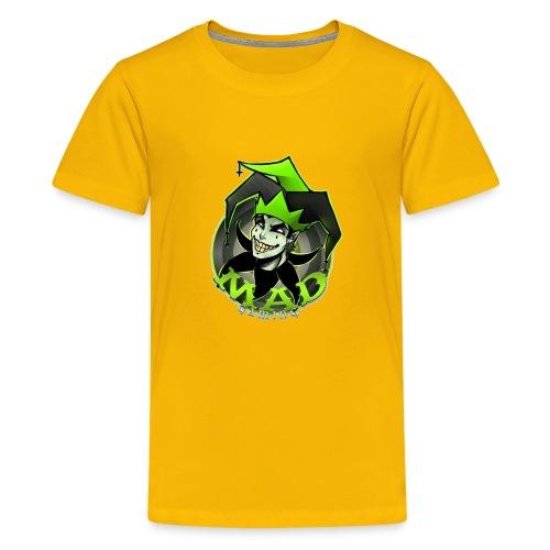 Mad Gaming T-Shirt - Kids' Premium T-Shirt