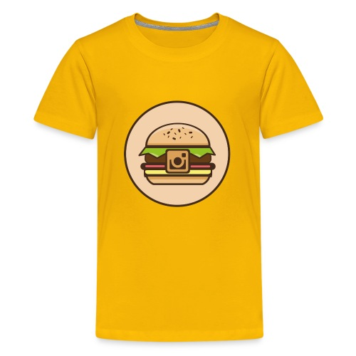 InstaBurger - Kids' Premium T-Shirt