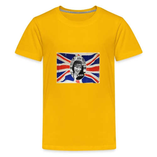 MWO Save the Queen - Kids' Premium T-Shirt
