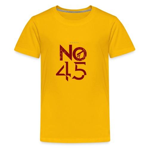 No 45 - Kids' Premium T-Shirt