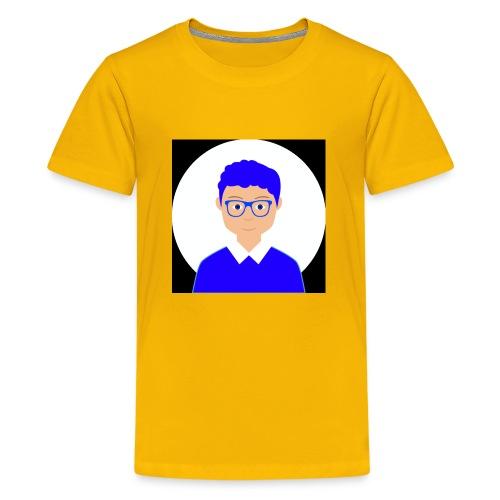 logo T-shirt - Kids' Premium T-Shirt