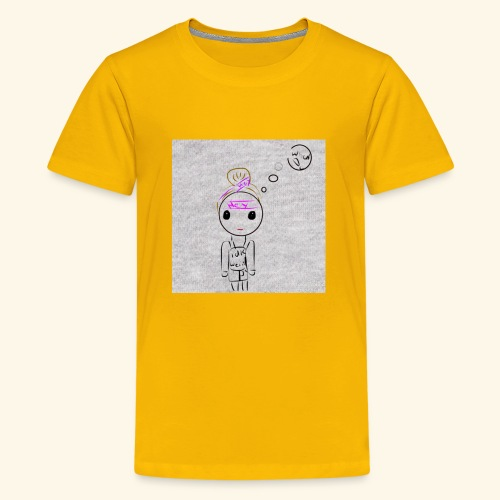 What - Kids' Premium T-Shirt