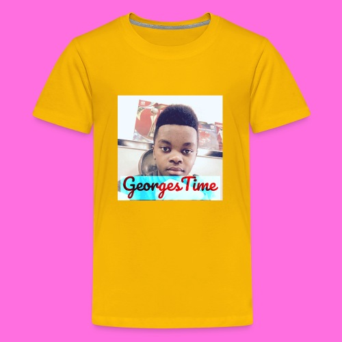 georges shirt - Kids' Premium T-Shirt