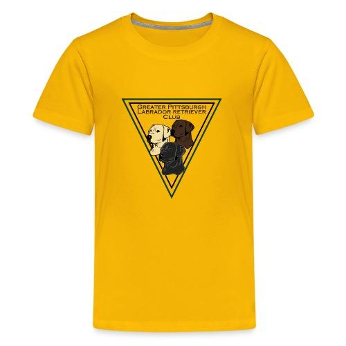 GPLRC LOGO - Kids' Premium T-Shirt
