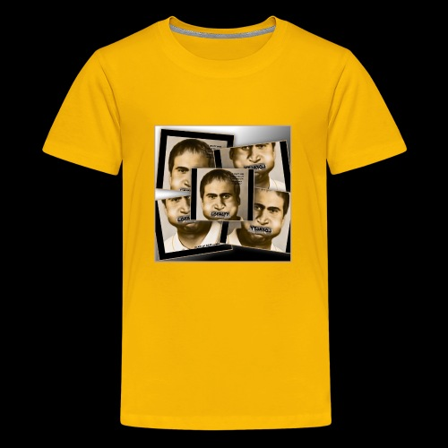 Loyalty ova air - Kids' Premium T-Shirt