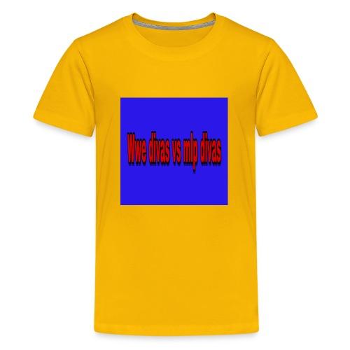 2DBDDF1D FC38 4EFF 91CA 9B2F4F0A994D - Kids' Premium T-Shirt
