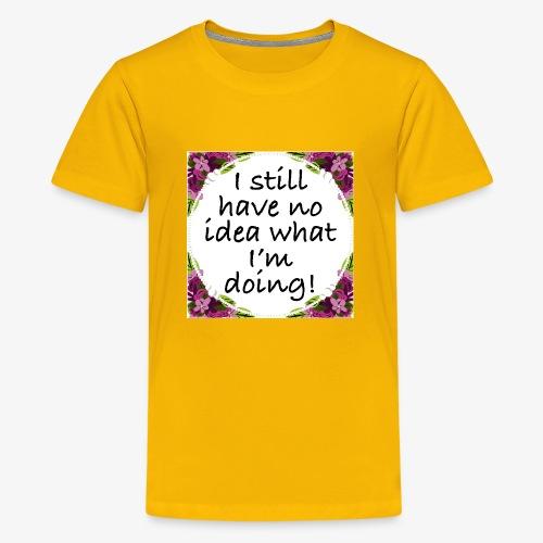 Clueless - Kids' Premium T-Shirt