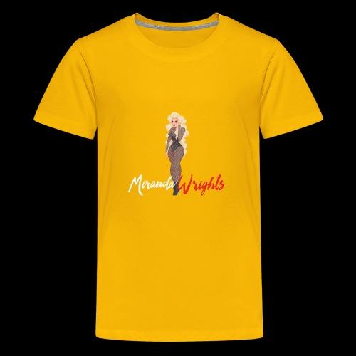 Pin-up Miranda - Kids' Premium T-Shirt