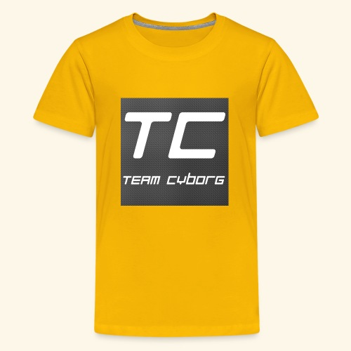 Team Cyborg Kids Merch - Kids' Premium T-Shirt