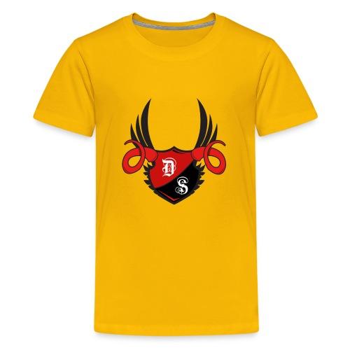 deathsavior_logo - Kids' Premium T-Shirt