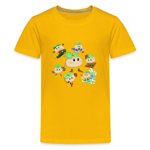Spudy collection - Kids' Premium T-Shirt