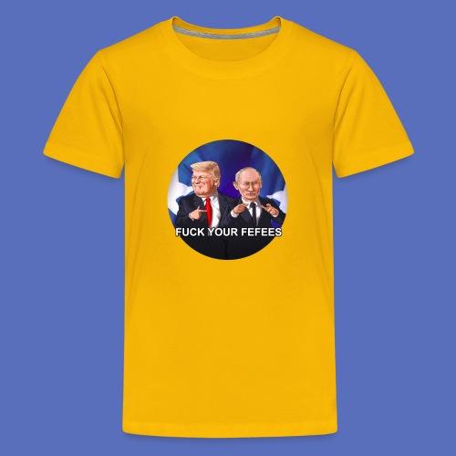 Trump & Putin - Kids' Premium T-Shirt