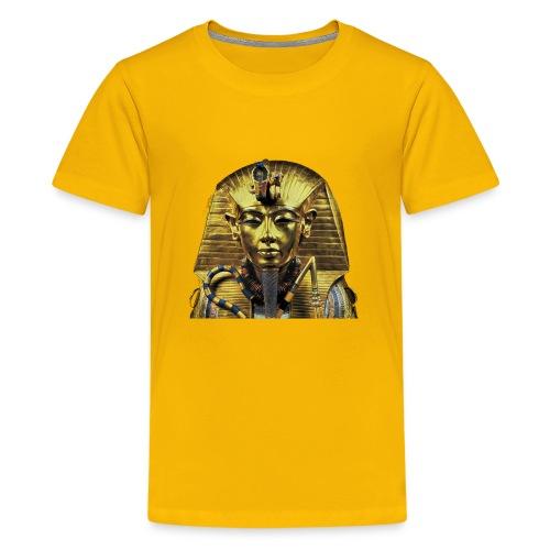 Tutankhamun Pharaoh of Egypt Products and T-shirts - Kids' Premium T-Shirt