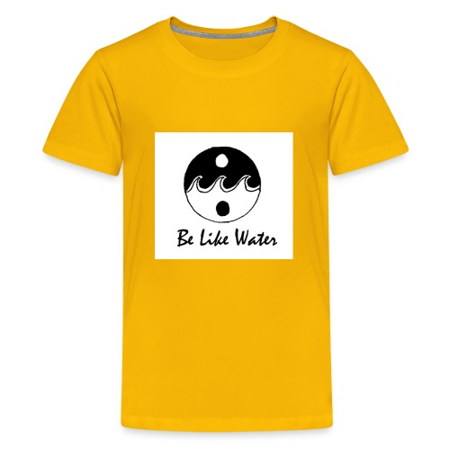 Be Like Water YING - Kids' Premium T-Shirt