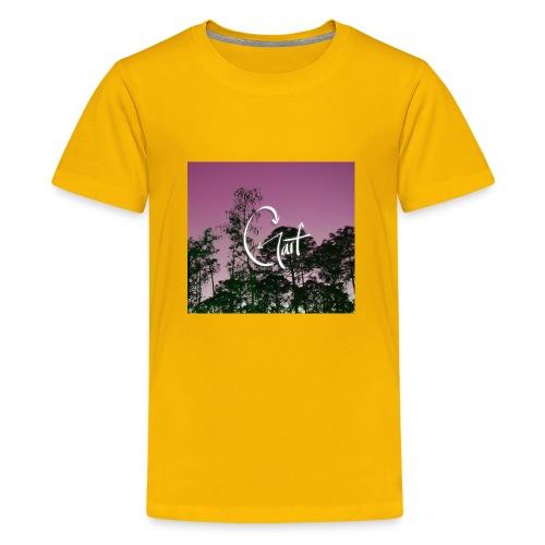 Pink Forest Gart - Kids' Premium T-Shirt