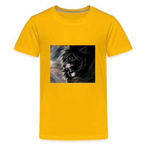 Lion - Kids' Premium T-Shirt