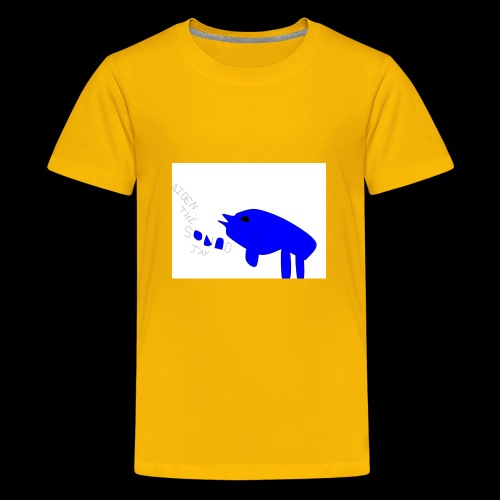 ya boys merch - Kids' Premium T-Shirt