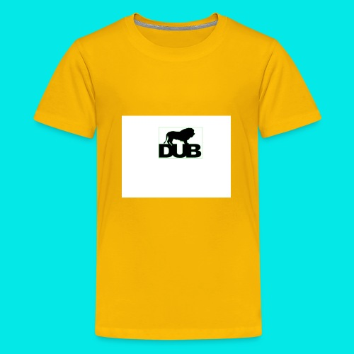 DuB Lion - Kids' Premium T-Shirt