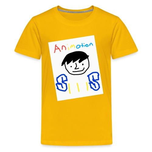 MemoDraw JPEG 20180122 210818 - Kids' Premium T-Shirt