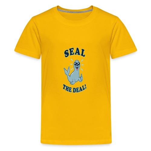 Seal the deal - Kids' Premium T-Shirt