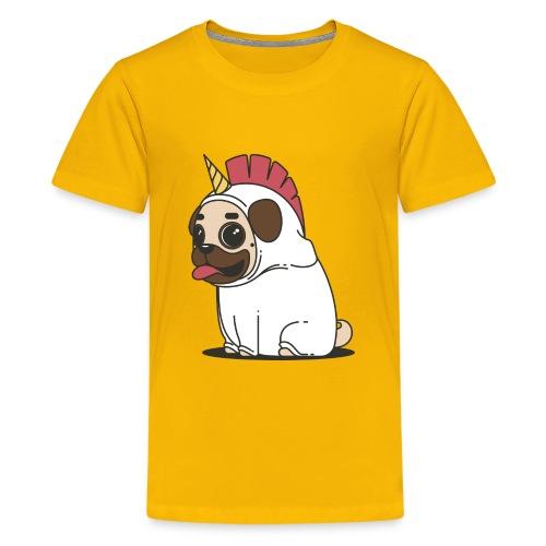 Pug Love - Kids' Premium T-Shirt