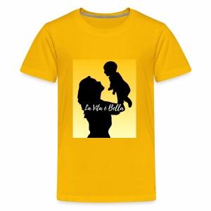 Life is Beautiful - Kids' Premium T-Shirt