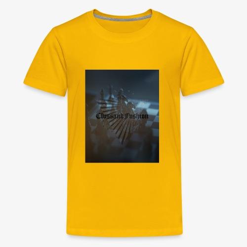 ClvssandFvshion - Kids' Premium T-Shirt