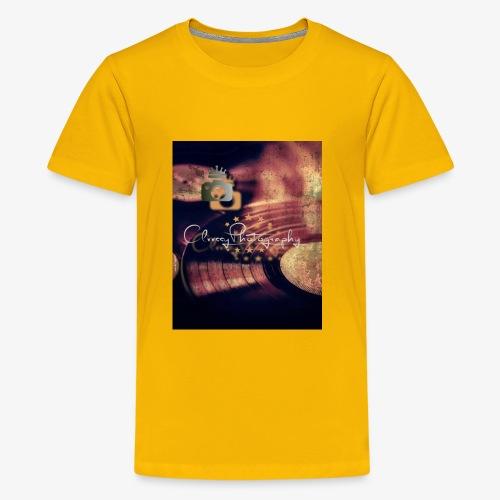 Vintage Album Brand - Kids' Premium T-Shirt