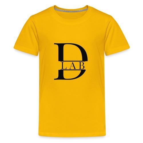 D Lab Black - Kids' Premium T-Shirt