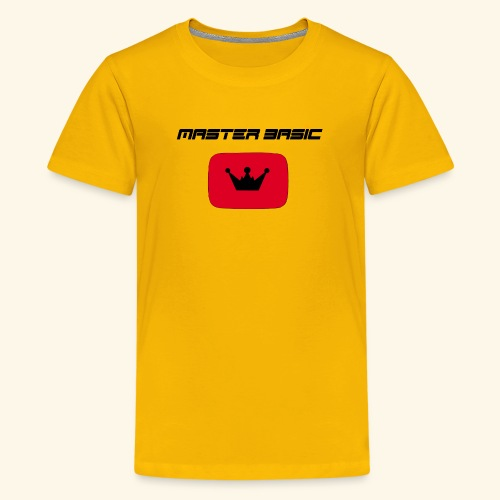 Master Basic - Kids' Premium T-Shirt