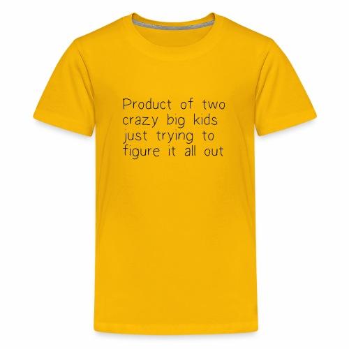 The product - Kids' Premium T-Shirt