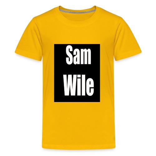 samlogo - Kids' Premium T-Shirt