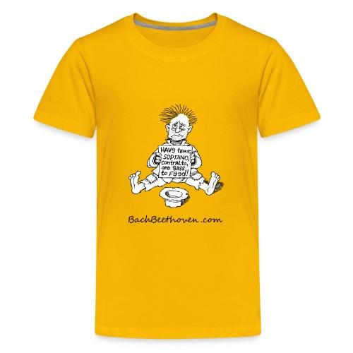 Beggar's Opera - Kids' Premium T-Shirt
