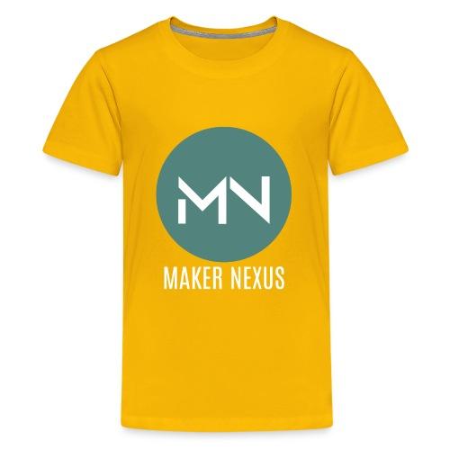Maker Nexus Logo Shirt - Kids' Premium T-Shirt