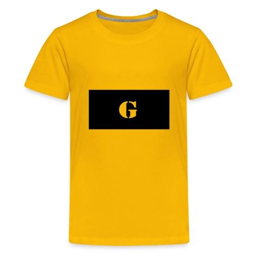 Glogo - Kids' Premium T-Shirt