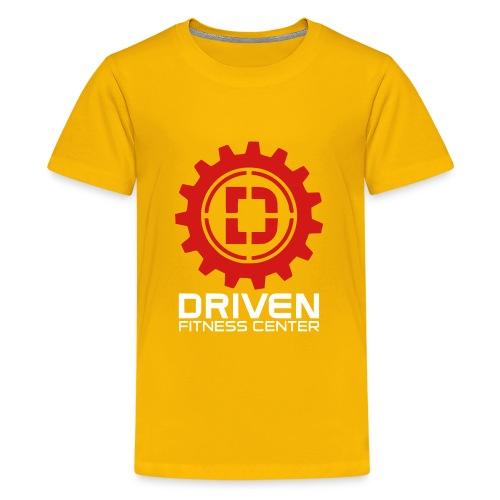 Stacked Logo - Kids' Premium T-Shirt