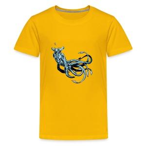 Sea Emperor Transparent - Kids' Premium T-Shirt